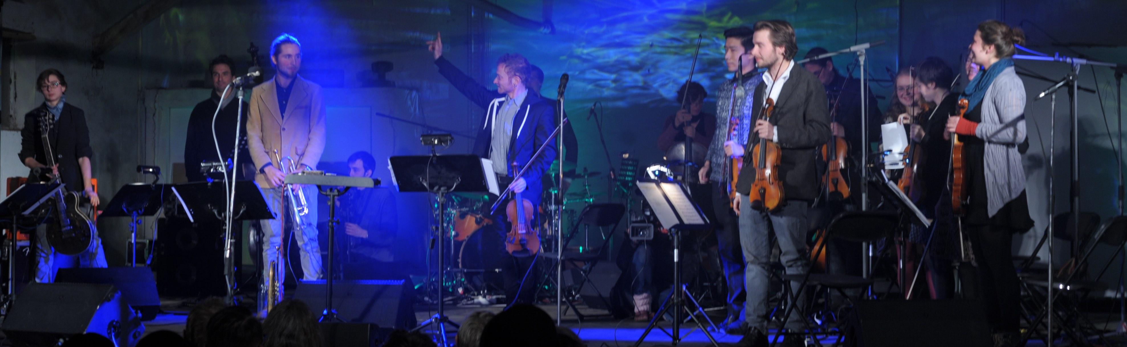 Klezphonik light orchestra johannes paul gr er for Lit orchestra